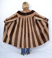 Bodenlange Damenjacken & -mäntel mit Pelz Größe 42