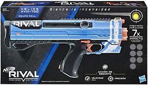 NERF Rival Helios XVIII-700 Blue - 7 Shot Magazine - 100ft / Second!