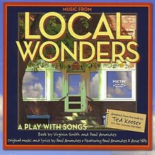 PAUL AMANDES - LOCAL WONDERS NEW CD