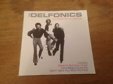 The Delfonics - Definitive Collection (1999) CD 1970s Soul Funk