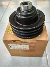 BMW E21-E30-E12-E28 crankshaft pulley !!NEW!! GENUINE 11211286336