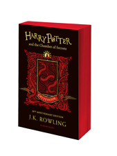 Harry Potter and the Chamber of Secrets - Gryffindor Edition [ Paperback | 2018]