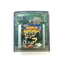 Tomb Raider Nintendo GameBoy Color Game - Tested - Working - Authentic!