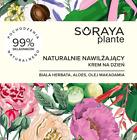 Soraya Plante 99% Natural Firming Moisturizing Face Cream VEGAN White Tea Aloe