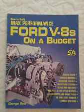 HOW TO BUILD MAX PERFORMANCE FORD V-8s ON A BUDGET - REID