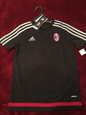 Adidas AC Milan Training Jersey, Size Youth Small (9-10 Years)