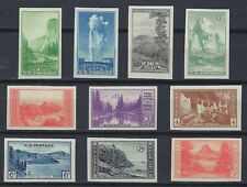 US Scott #256 - 65.  Ten Stamps Complete MNH VF. (Book price $30.00!)