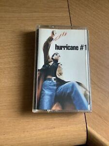 HURRICANE #1 - Self Titled S/T - CASSETTE TAPE ALBUM - creation records