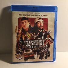 Jay & Silent Bob Reboot Movie Blu-Ray Disc Only (No DVD No Digital)