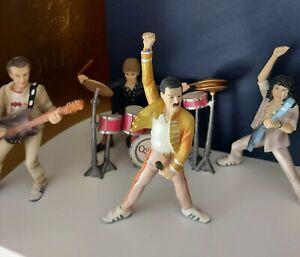 QUEEN Freddie Mercury Rock Band Figure very RARE