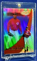 KEN GRIFFEY JR. GOLD LABEL RAINBOW REFRACTOR SP CLASS 2 RARE CINCINNATI REDS
