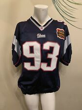 Richard Seymour Game Issued Super Bowl XXXVI New England Patriots NFL Jersey