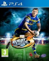Rugby League Live 3 (Sony Playstation 4 PS4) - FAST & FREE P&P