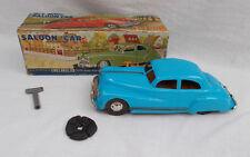Vintage Tri-ang No 2 Minic Saloon Car & Box - Clockwork Line Bros Ltd