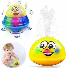 New listing Coolfor Bath Toys,2 in 1 Induction Spray Water Toy Kids Bathtub Toy for Babies