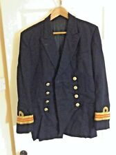 Current Geives and Hawkes Royal Navy Surgeon Lft Commanders No. 1 Tunic Jacket