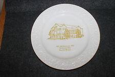 Vintage 50th Anniversary 1923-1973 Salvation Army Royal Oak Michigan Plate