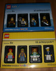 LEGO City Minifiguren - Limited Edition - Toys R Us 5004940 + 5004941 Bricktober