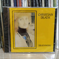 CD CHRISTIAN DEATH - DEATHWISH