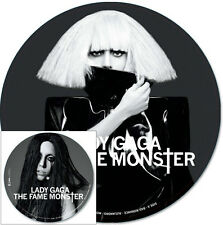 Lady Gaga The Fame Monster Vinyl LP Picture Disc EP NEW Bad Romance Beyonce Rare