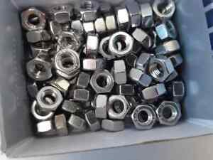 Qty x 100 Hex Standard Nuts M3 3mm Stainless Steel  #304 Australia Wide Postage