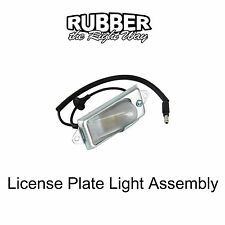 1964 - 1972 Ford License Plate Light Assembly