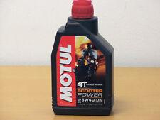 Motul Scooter Power 4T 5W-40 MA 1 Liter