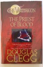 The Priest of Blood (Vampyricon) by Douglas Clegg HC w/DJ