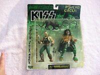 McFarlane Toy Kiss Psycho Circus - Peter Criss/The Animal Wrangler 1998