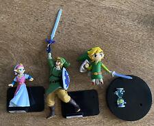 Link Minifigure Brick Figure OOT Master Sword /& Shield N64 New Legend of Zelda
