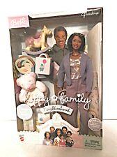 Barbie Happy Family Neighborhood Grandma Doll African American 2003 New