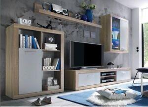 living room furniture wall set