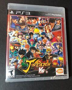 J-Stars Victory Vs+ (PS3) NEW