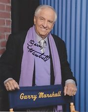 Garry Marshall Signed 8x10 Photo Happy Days Pretty Woman Director RIP - RARE! #3
