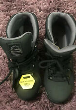 Groundwork Safety Boots Size 4