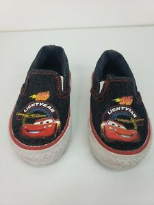 #95 Lightning McQueen CARS Size 5 Infant Shoes