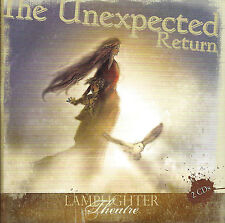 NEW The Unexpected Return Audio CD Lamplighter Theatre Theater Great Family