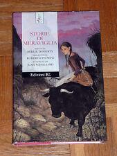 """Volume """"STORIE DI MERAVIGLIA"""" Edizioni EL 1ªEd. (copertina rigida-illustrato)"""