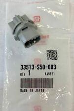 Genuine Honda Bulb Socket (T20W S2) 33513-S50-003