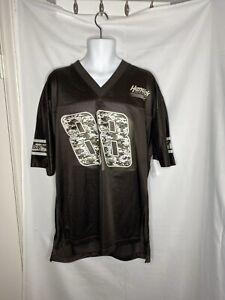 Nascar Dale Earnhardt JR Mens XL Jersey #88 Hendrick Motorsports Brown camo