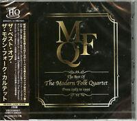 MODERN FOLK QUARTET-THE BEST OF THE MODERN FOLK QUARTET-JAPAN 2 HQCD Ltd/Ed J50