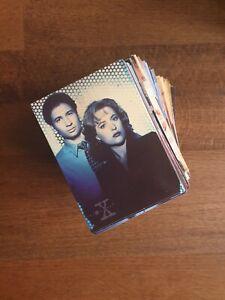 Die X-Files - Saison 1 - Sammelkarten - Topps - 1995 - Verschiedene