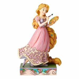 Disney Rapunzel Princess Passion Adventurous Artist Collectors Figurine