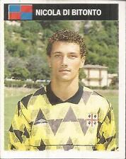 [AA] FIGURINA CAMPIONI & CAMPIONATO 1990/91-CAGLIARI-DI BONITO