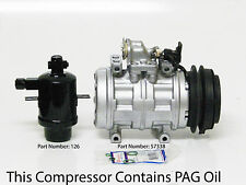 86-91 Mercedes-Benz 420 SEL, 560 SEC,SEL A/C COMPRESSOR KIT WITH WARRANTY!