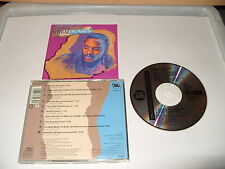 Alexander O'neal - All Mixed Up - 10 TRACK CD-1987 - FREE FASTPOST