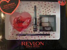 Revlon GAZE OF LOVE DELUXE Gift Set - A $29.96 VALUE - Brand New / Sealed