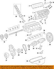 GM OEM-Engine Valve Cover 12564564
