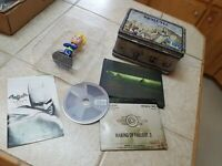 Fallout Vault-Tec Lunchbox w/ Bobblehead Art Book and sealed Making of DVD