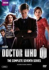 Doctor Who Complete Seventh Series 0883929332601 DVD Region 1